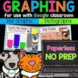 Distance Learning: Bar Graphs and Pictographs for Google C