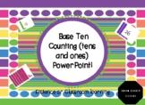 Distance Learning Base Ten PowerPoint Practice 1-100