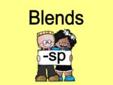 Distance Learning Beginning Blends -sp (Google Slides)