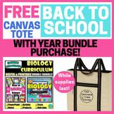 Distance Learning- Biology Double Mega Bundle