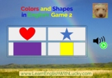 Distance Learning Boom Cards: Colors | Shapes | Preschool