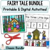 Digital Boom™ Cards & Printable Activities | Classic Fairy Tale Bundle