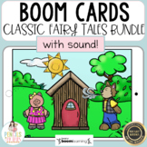 Distance Learning | Boom Cards Fairy Tale Bundle