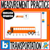Distance Learning Boom Cards I can use a ruler to measure,