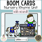 Distance Learning Boom Cards Nursery Rhymes