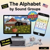 The Alphabet by Sound Groups American Version | Boom Cards