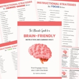 Distance Learning - Brain-based Home Learning, SPACE & INS