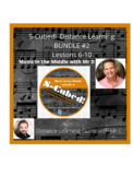 Distance Learning Bundle #2 Lessons 6-10 S-Cubed Sight Singing