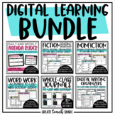 Distance Learning Bundle | Resource to Use With Google Slides