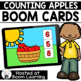 Distance Learning- COUNTING 1-10 Boom Cards Boom Deck