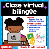 Distance Learning Class Organization/ Virtual Classroom -