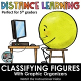 Distance Learning - Classifying Geometric Figures with Org