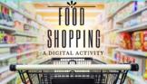 Distance Learning Community Based Instruction Supermarket