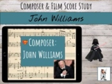 Distance Learning: Composer John Williams Listening Unit