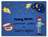 Distance Learning:  Coronavirus Awareness eBook, Fishing Worms...