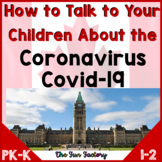Coronavirus | Canada | How to Talk to Young Children About