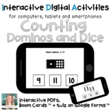 Distance Learning ⋅ Counting ⋅ Interactive Digital PDF and