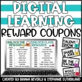 Digital Coupons & Rewards for Distance Learning - Digital Classroom Management