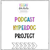 Distance Learning Create a Podcast Project Hyperdoc