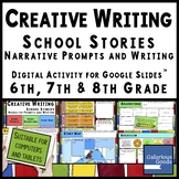 Distance Learning - Creative Writing School Stories -  Dig