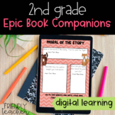 Distance Learning DIGITAL Book Companions for EPIC books |