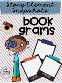 Distance Learning DIGITAL Book Grams: Story Element Snapshots