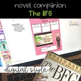 Distance Learning DIGITAL The BFG Novel Study
