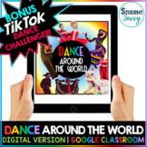 Distance Learning   Dance Around the World Google Classroom {50% OFF} TikTok