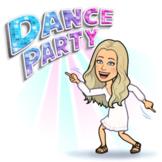 Distance Learning Dance *Google Slides*