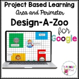 Distance Learning: Design A Zoo Project based learning for Google