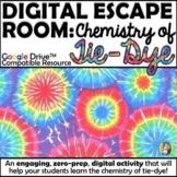 Distance Learning: Digital Escape Room: Chemistry of Tie-Dye
