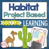 Digital Habitat PBL Project   Habitat Writing Activities
