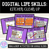 Digital Life Skills: Kitchen Clean Up