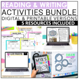 Digital Resource BUNDLE | Reading | Writing