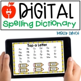 Distance Learning Digital Spelling Dictionary
