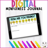 Distance Learning | Digital Student Mindful Journal | Soci