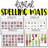 Distance Learning - Digital Word Building Mats