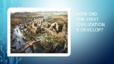 Distance Learning: Early Civilizations - ancient river val