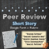 Distance Learning Editable Peer Review Google Form: Creati