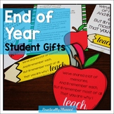 Distance Learning End of Year Student Gifts