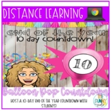 Distance Learning | End of the Year 10 Day Countdown to Su