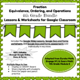 Distance Learning (Engage NY) Fourth Grade Math Module 5 for Google Classroom