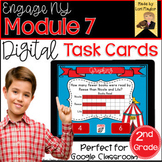 Distance Learning- Engage NY Grade 2 Module 7 Task Cards