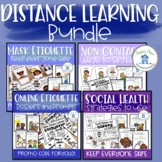Distance Learning Etiquette Bundle