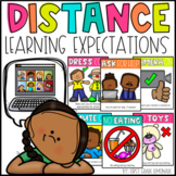 Distance Learning Expectations   Virtual Classroom Expecta