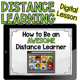 Distance Learning Expectations and Strategies Lesson