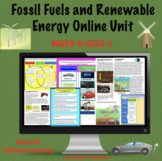 Distance Learning Fossil Fuels and Renewable Energy Online Unit