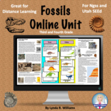 Distance Learning Fossil Online and Paperless Unit