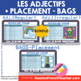 Distance Learning French Accord des Adjectifs Réguliers, I
