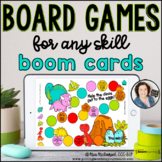 Board Games for ANY skill | Distance Learning BOOM CARDS™